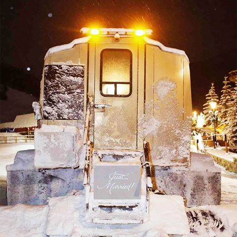 11 of the Most Beautiful Winter Weddings You'll Ever See