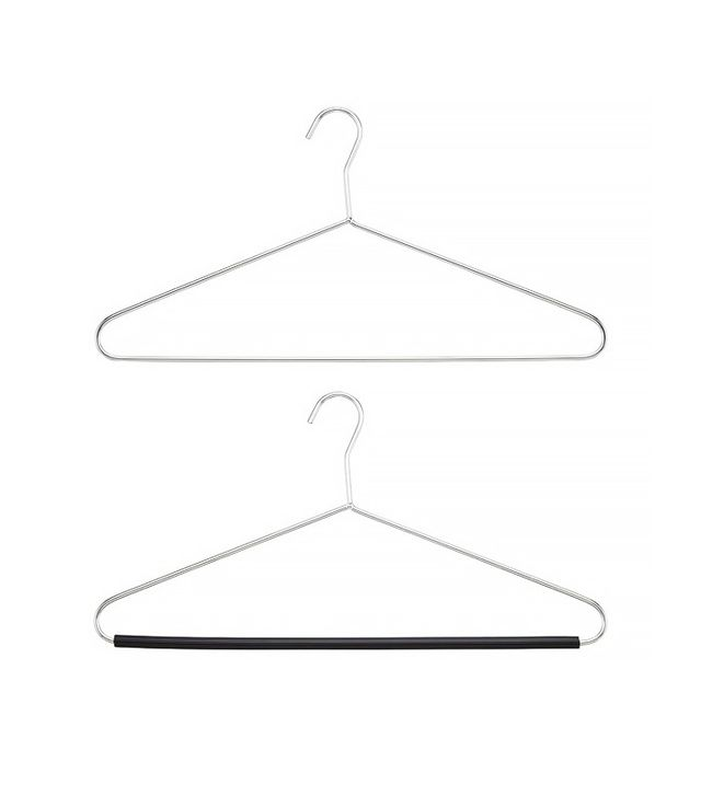 Container Store Chrome Hangers