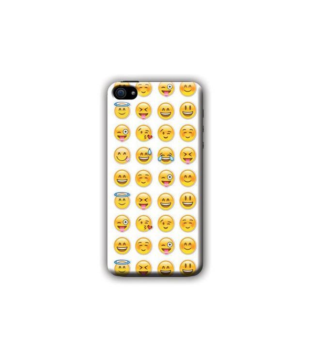 Case Gorilla Happy Emoji Case