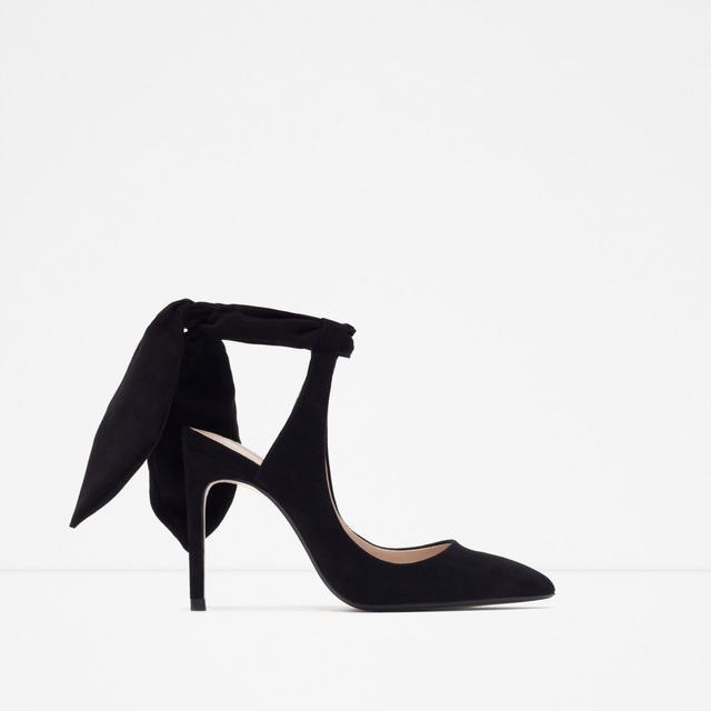 Zara Slingback High Heels