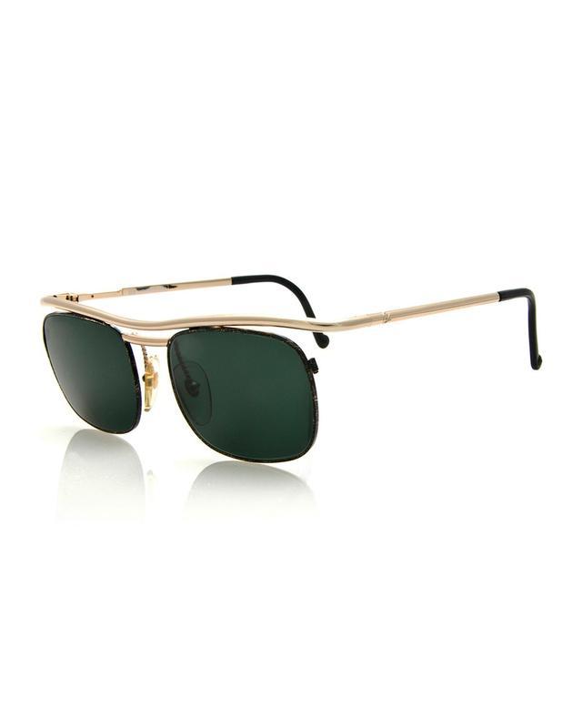 Christian Lacroix Vintage Brow Bar Sunglasses