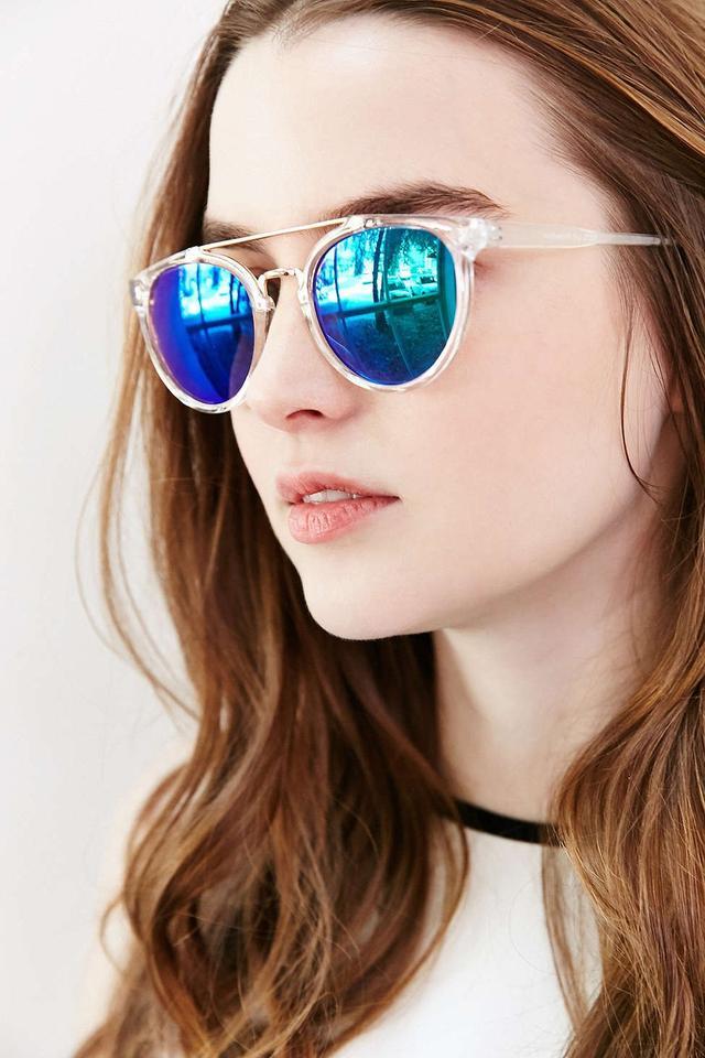 Future Babe Brow Bar Sunglasses