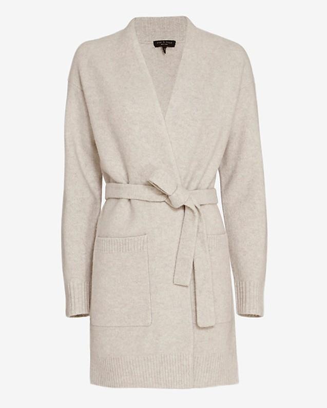 Rag & Bone Sienna Sweater Coat