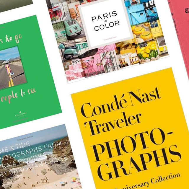 10 Travel Photography Books for Coffee Table Wanderlust