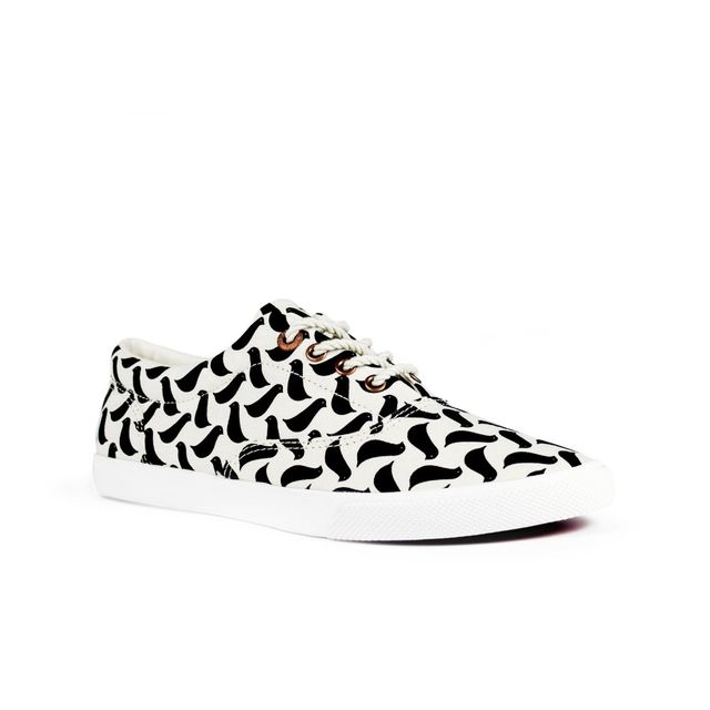 Bucketfeet Birds Lace Ups