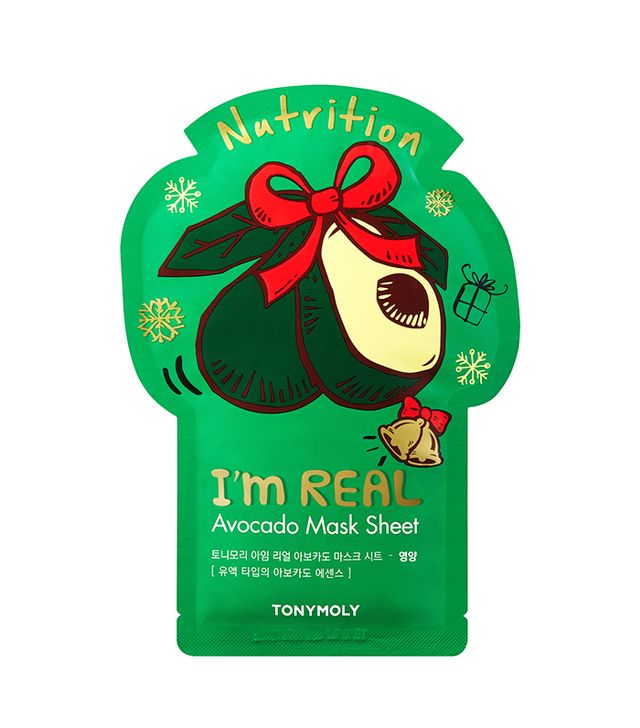 TonyMoly I'm Real Holiday Mask Set
