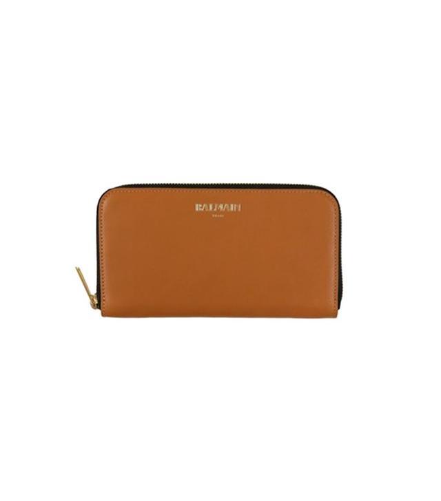Balmain Smooth Leather Wallet