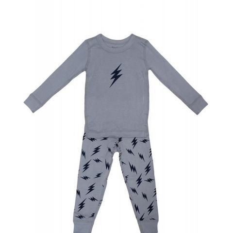 Lightening Long Sleeve Pajamas