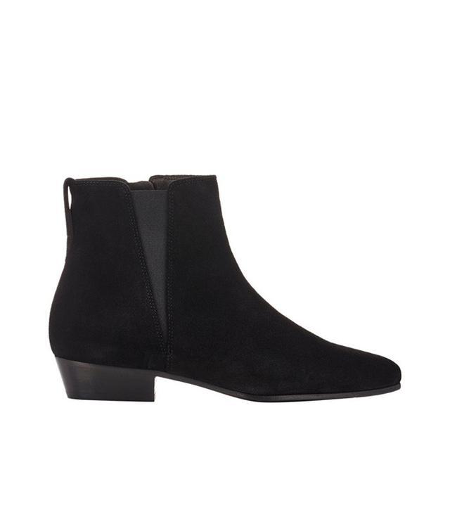 Isabel Marant Étoile Suede Patsha Ankle Boots