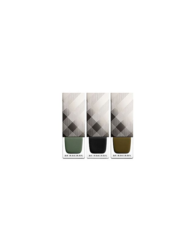 Burberry Made to Order Nail Trio