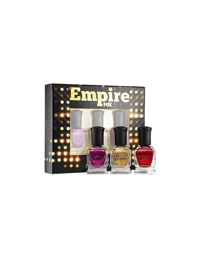 Deborah Lippman Empire Nail Color Trio