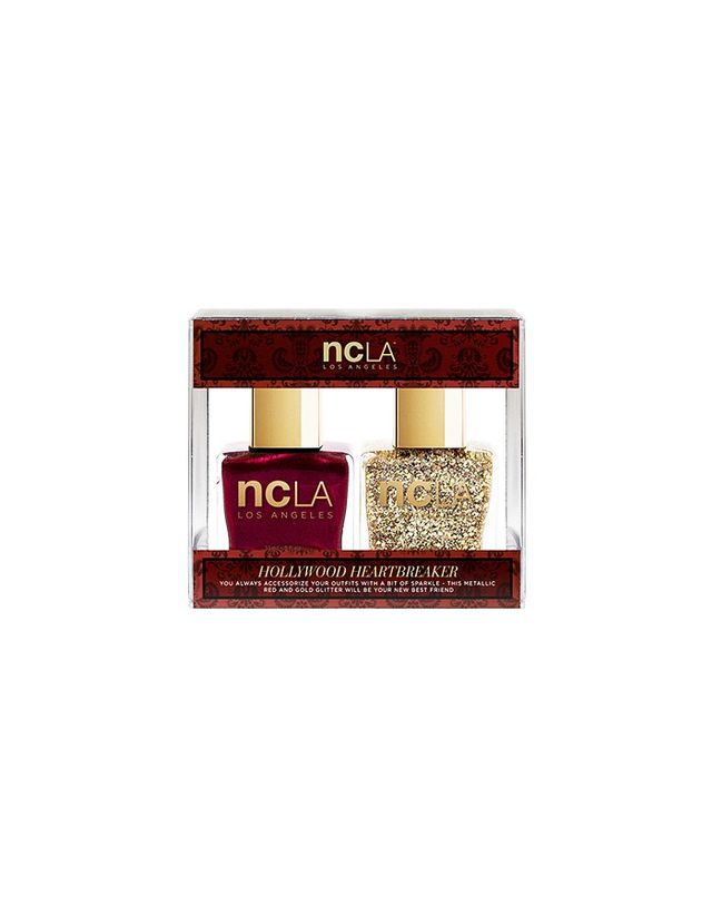 NCLA Hollywood Heartbreaker Nail Duo