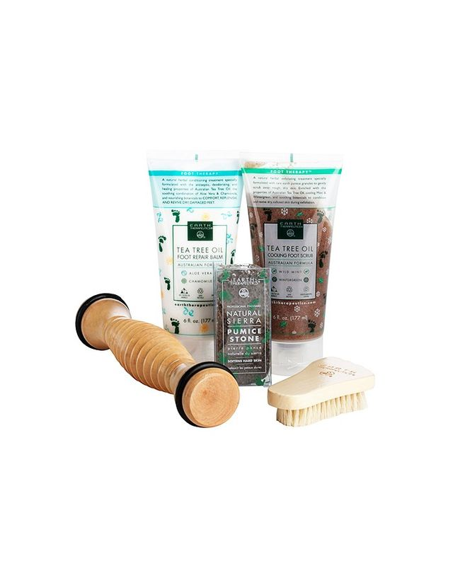 Earth Therapeutics Sole Food Pedicure Kit