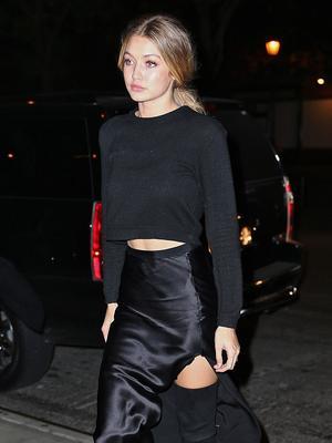 Shop Gigi Hadid's $115 Cashmere Sweater From Everlane