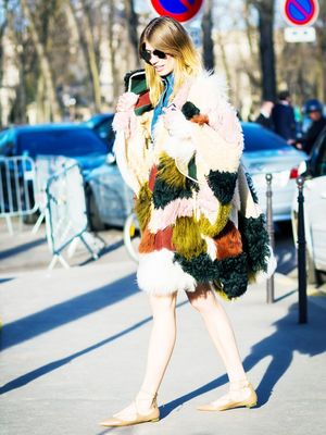 The Faux-Fur Jacket Trend You Need to Buy Into