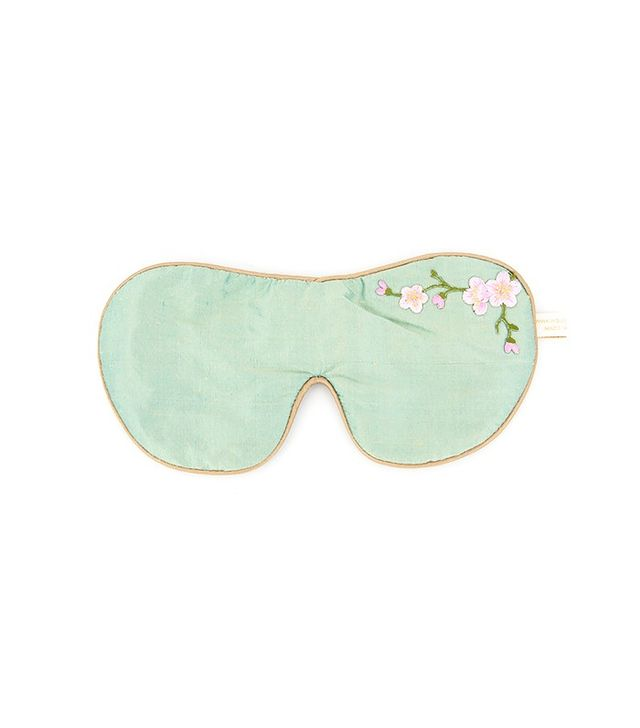 Holistic Silk Lavender Eye Mask