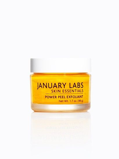 January Labs Glow & Go Power Peel Exfoliant