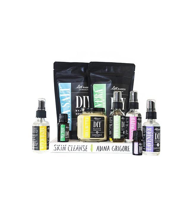 S.W. Basics Full DIY Skincare Essentials Set