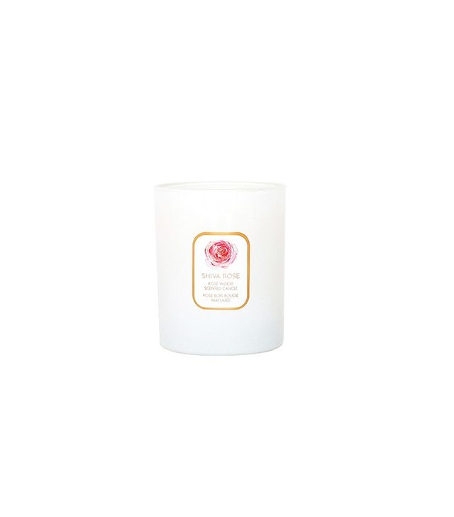 The Local Rose Rosewood Vanilla Candle
