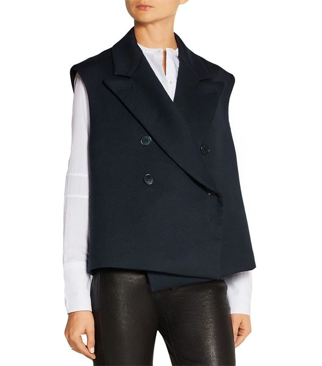 Helmut Lang Double-Faced Vest