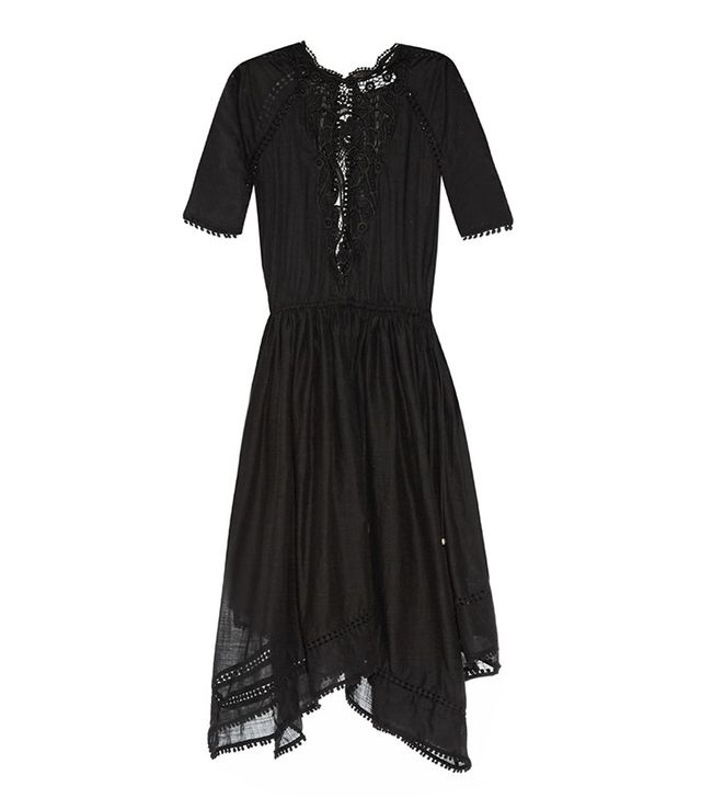 Zimmermann Nightmarch Motif Cotton Dress