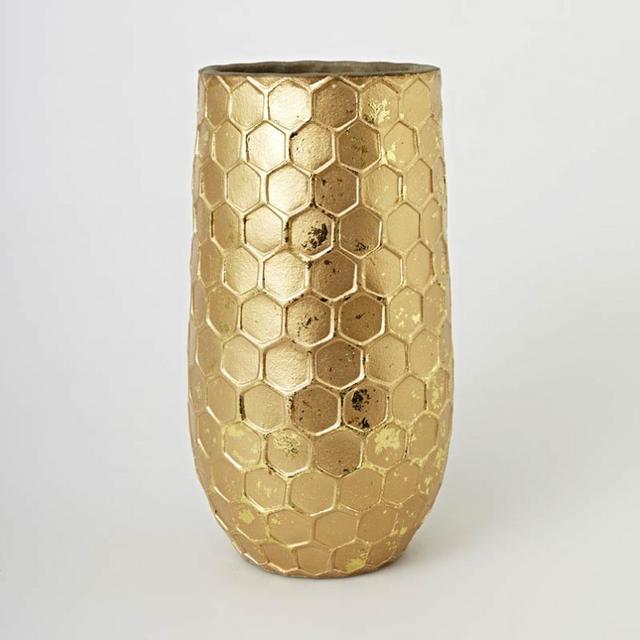 Have You Met Miss Jones Hive Tall Vase