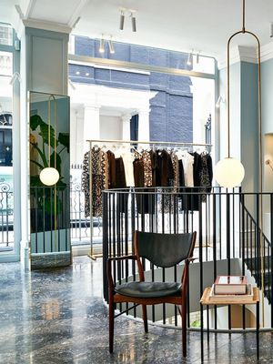 12 Stunning Fashion Flagship Stores Around the World
