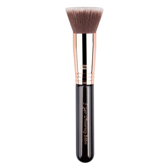 Sigma Flat Kabuki Copper Brush
