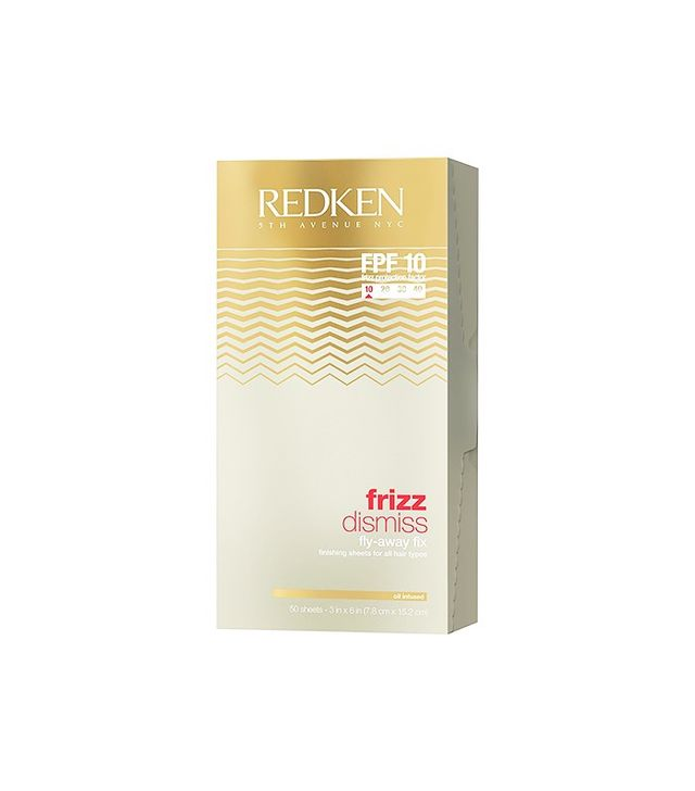 Redken Frizz Dismiss Fly-Away Fix Finishing Sheets