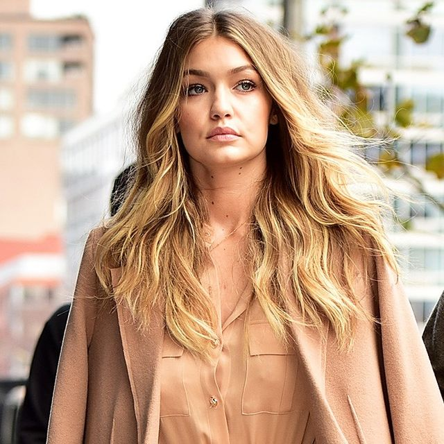 Gigi Hadid and Olivia Palermo Looked Amazing Wearing the Same Dress This Week