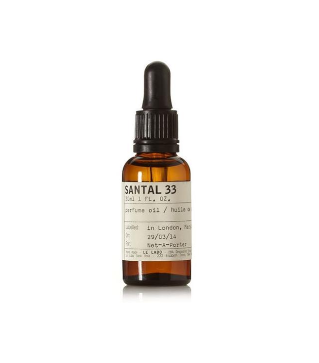 Le Labo Santal 33 Perfume Oil