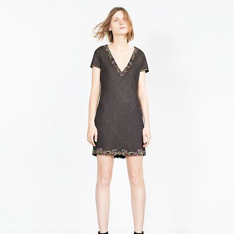 Special Edition Embroidered Dress