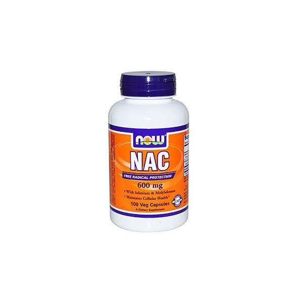Now Foods NAC N-Acetyl Cysteine