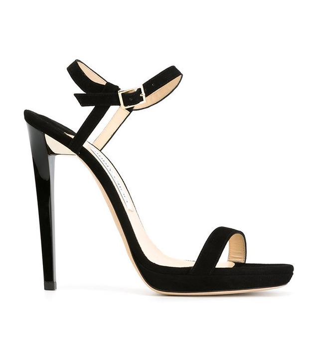 Jimmy Choo Claudette Sandals