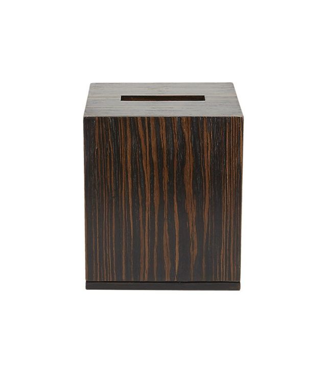 IWoodDesign Square Tissue Box