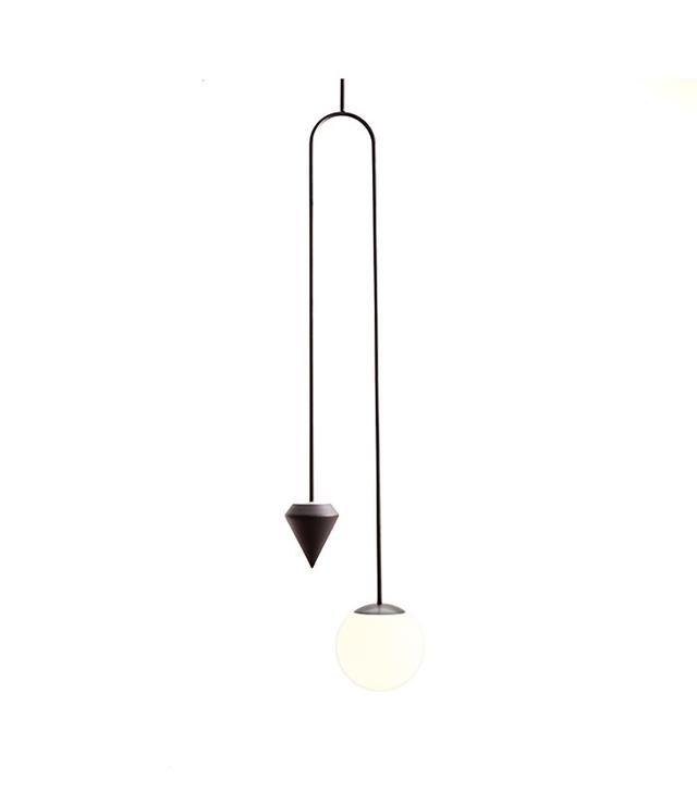 Anna Karlin Long Plumb Pendant Light