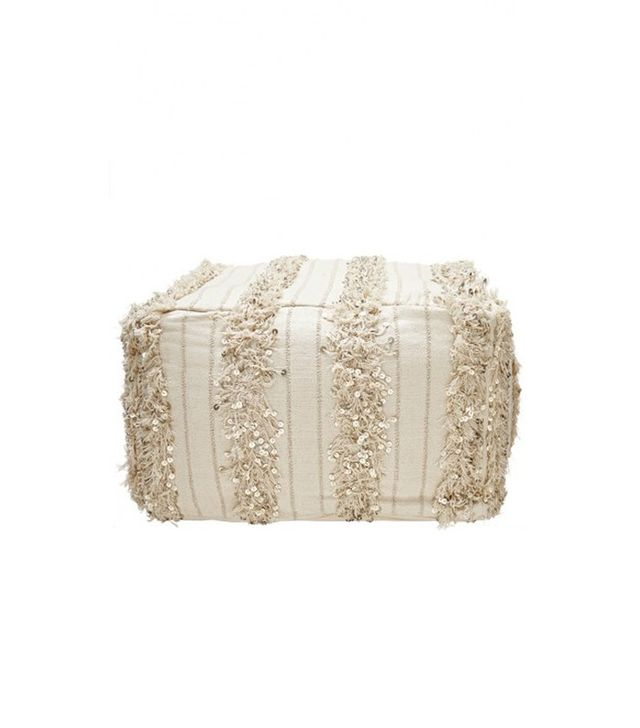 Calypso St. Barth Moroccan Wedding Pouf