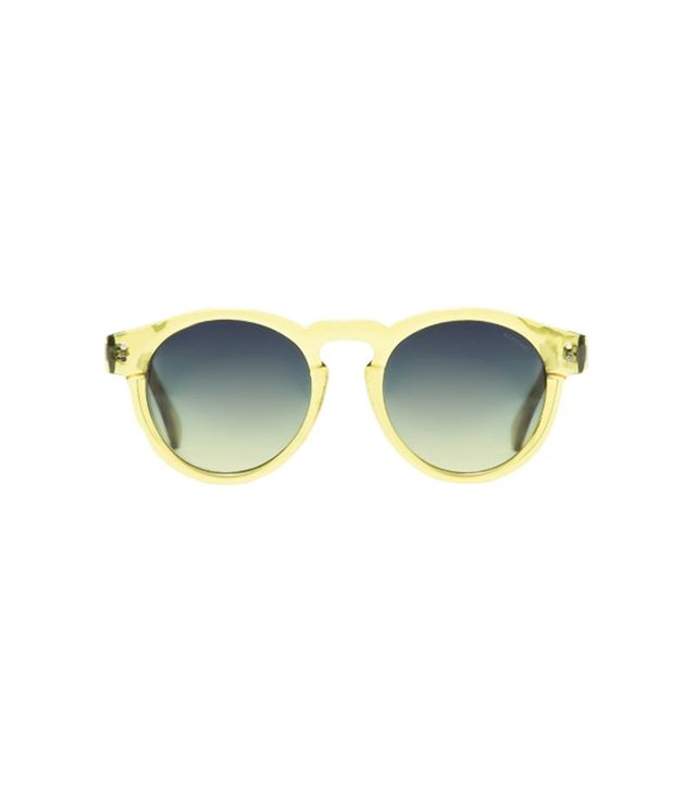 Komono Clement Sunglasses in Moss Green