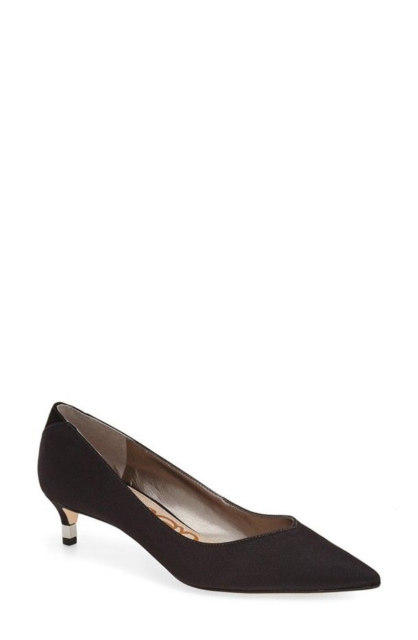 Sam Edelman Laura Kitten Heel Pumps
