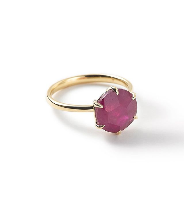 Ippolita 18K Rock Candy Ruby Ring