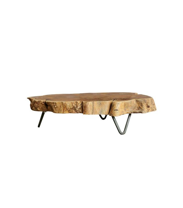 Zara Home Golden Teak Table