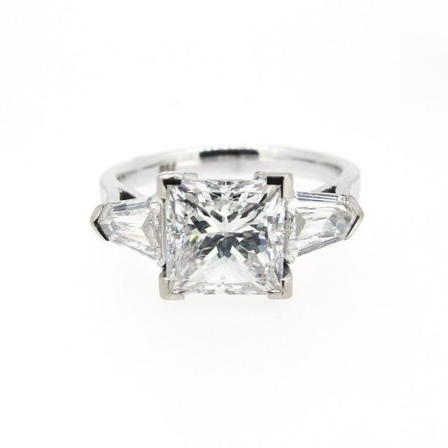 Melissa Harris Indian Cathedral Diamond Ring
