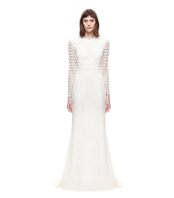 High street wedding dresses: