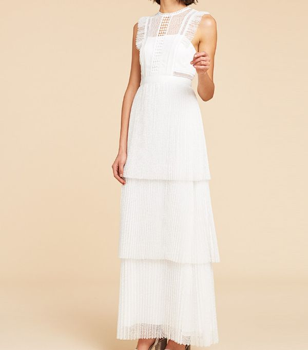 High street wedding dresses: Whistles Theodora Wedding Dress