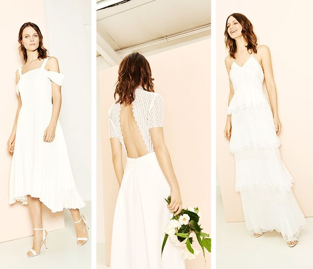 High-Street Wedding Dresses