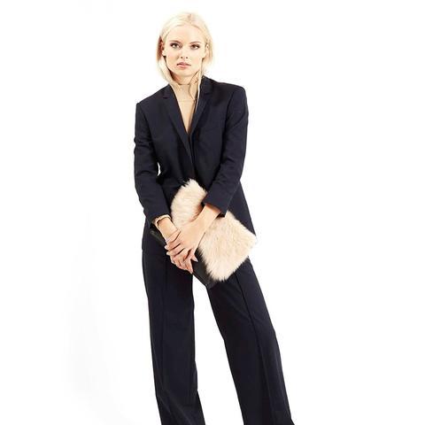 Premium Slouchy Suit Blazer and Pants