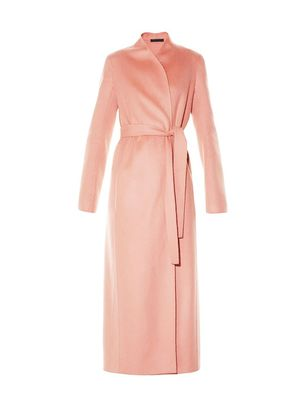 Love, Want, Need: The Row's Pretty-in-Pink Coat