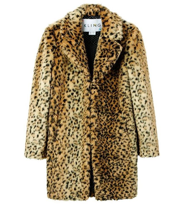 Kling Ursa Cheetah Coat