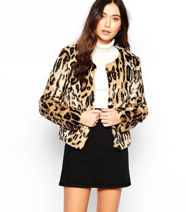 Helene Berman Chubby Fur Coat