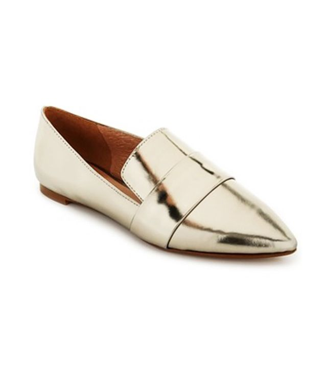 Madewell Kai Banded Loafer Flats